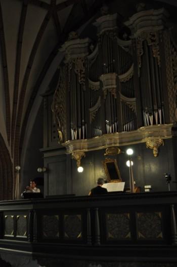Miniatura zdjęcia: 25.08.2013r. 15 Międzynarodowy Festiwal Muzyki Kameralnej i Organowej w Lubsku_DSC_0064.jpg