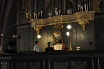 Miniatura zdjęcia: 25.08.2013r. 15 Międzynarodowy Festiwal Muzyki Kameralnej i Organowej w Lubsku_DSC_0067.jpg